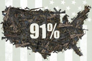 CAGV To Do Two Screenings of 91%: a Film About Guns in America