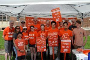 Newtown Orange Walk & Rally @ Newtown Middle School